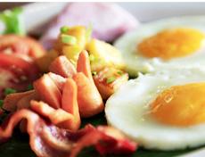 รายการอาหารเช้า